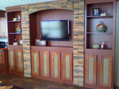 ENTERTAINMENT CENTER SIERRA STACK